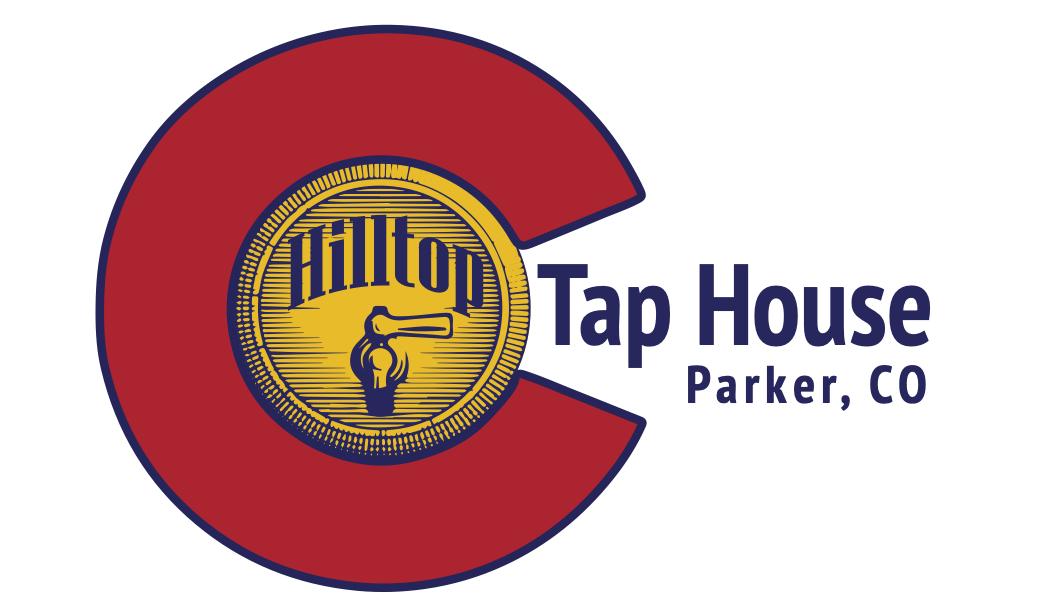 hilltop tap house logo