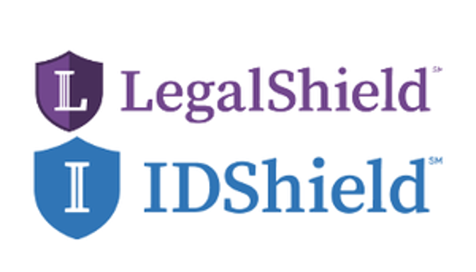 legal shield id shield logo