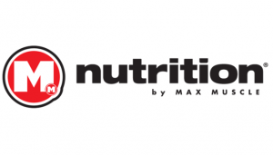 nutrition by max muscle logo