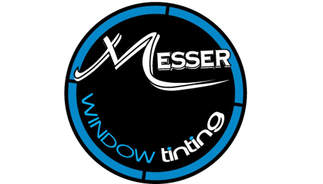 messser window tinting logo