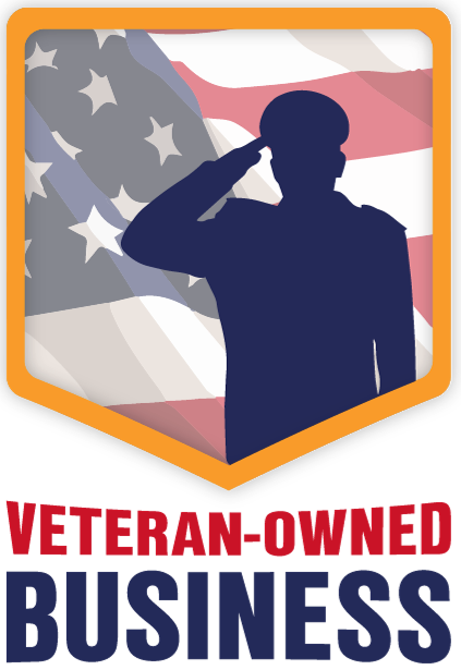 veteran owned business graphic
