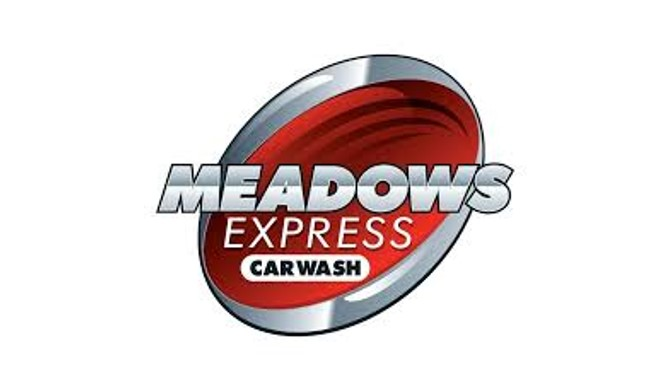 meadows express car wash logo