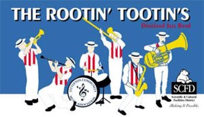 Drive-In Series: The Rootin' Tootin's