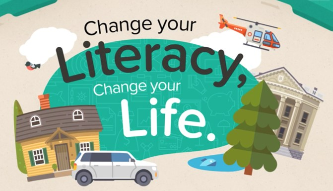 change your literacy graphic